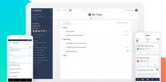 Gestionnaire de projets web en ligne