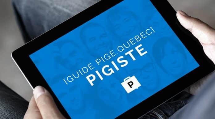 Guide Pige Québec Pigiste (gratuit)