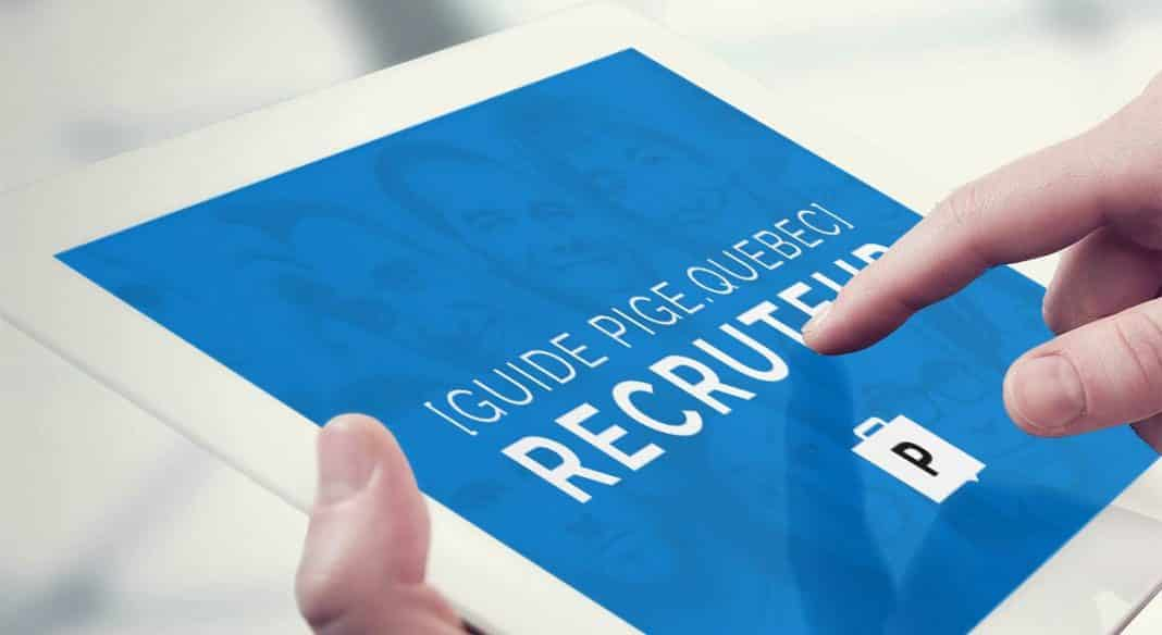 Guide Pige Québec Recruteur (gratuit)