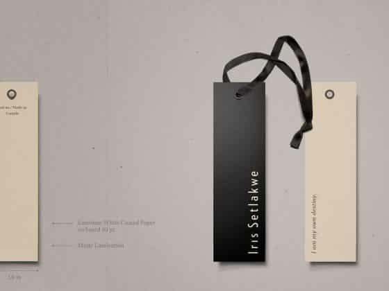 Branding Iris Setlakwe