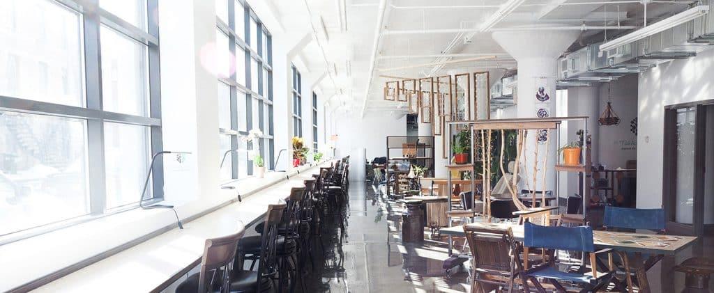 Le Tableau Blanc - Espace collaboratif Montreal