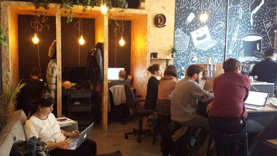 Coworking Montréal - Espace coworking Montréal