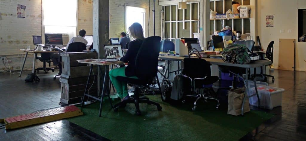 Coworking Space Montreal - Hub 305