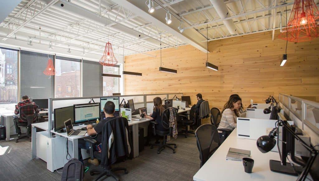 Coworking Montréal - Espace collaboratif La halte 24-7