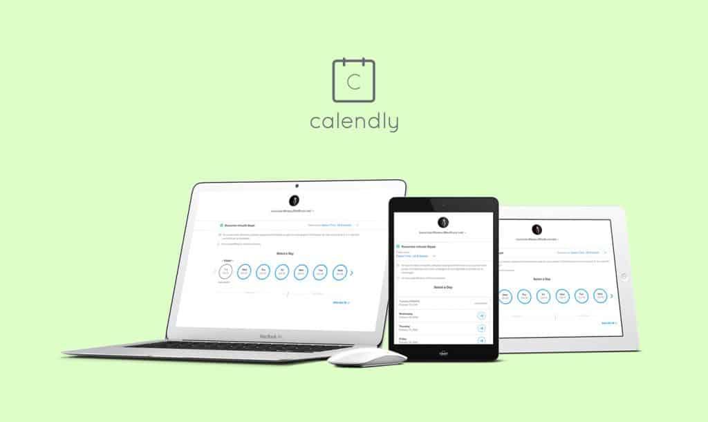 Calendly offre une interface épurée et responsive, s'adaptant à tous les écrans.