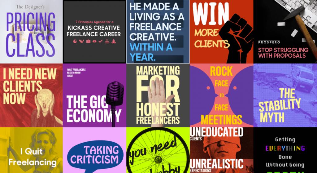 The Nu School, un blog d'opinion avec un seul but: vous inspirer à prendre en main votre carrière freelance!