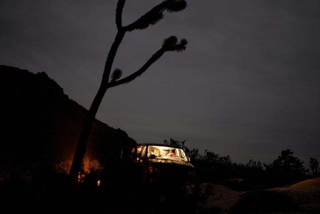 Crédit photo: Laura Lee Moreau | Lieu: Joshua Tree Park, Californie
