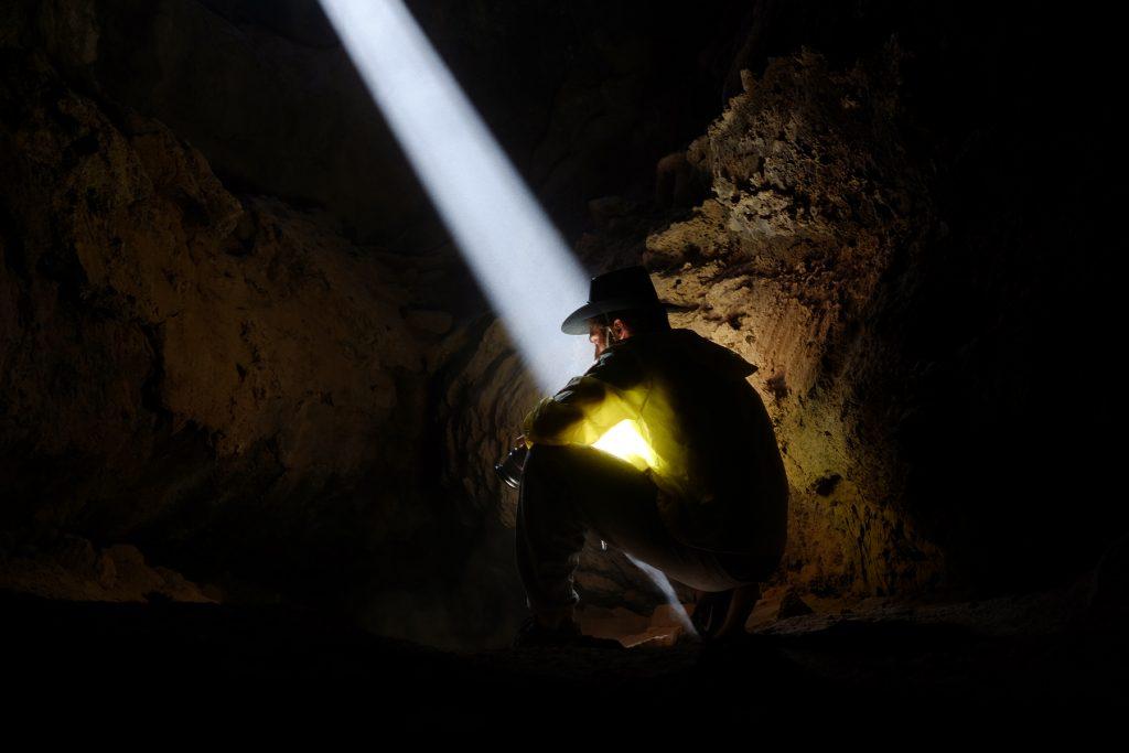 Crédit photo: Laura Lee Moreau |Lieu: Lava Tube Cave, Mojave National Preserve, Californie