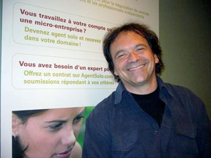 Yves Williams - Fondateur de AgentSolo.com