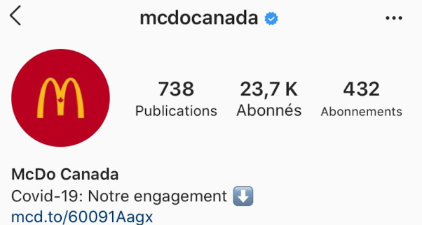 Maîtriser Instagram, c'est savoir adopter les bonnes stratégies pour ses liens externes.