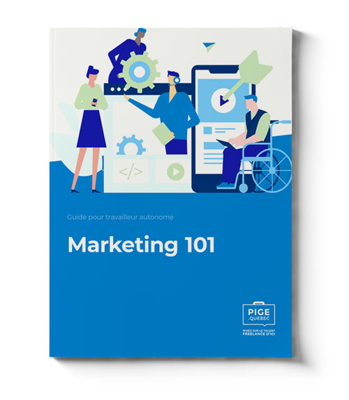 Guide PIGE pour travailleur autonome - Marketing 101